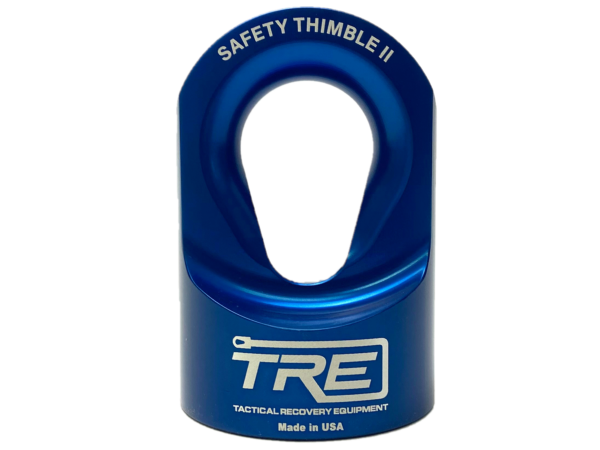 Blue Safety Thimble II