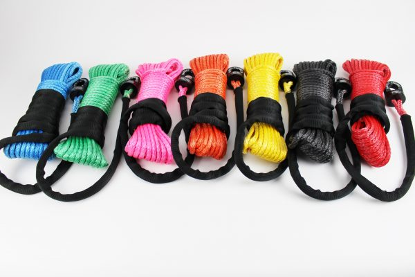 1/4 Silver ATV/UTV Winch Rope