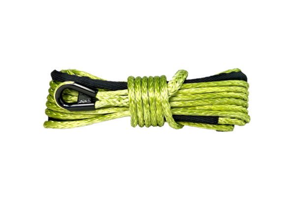 "1/4"" Military Green Winch Rope"