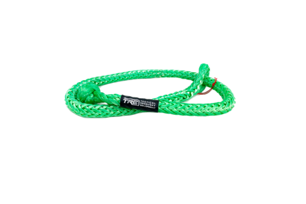 Large Lime Green Soft Shackle