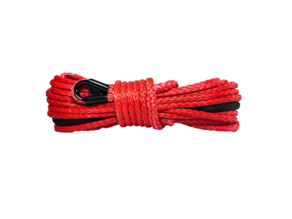 "3/8"" Red Winch Rope"