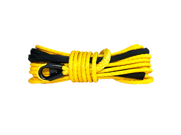 "3/8"" Yellow Winch Rope"